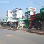 Bán đất mặt tiền 14m nằm gần Trần Văn Giàu, Bình Chánh, sổ hồng riêng giá 980tr/nền. LH: 0906677785