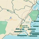 768tr/nền – Giá kịch sàn cho đất nền sổ đỏ biển Cà Ná, Ninh Thuận – 2 nền duy nhất