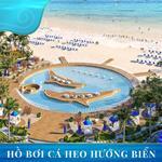 Thanh toán 405 triệu sở hữu căn hộ nghỉ dưỡng tại khu resort 5 sao Bãi Dài Cam Ranh