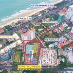 Bán căn góc 3PN 93m2 view rất thoáng, giá gốc CĐT, cách biển chỉ 100m, nội thất cao cấp