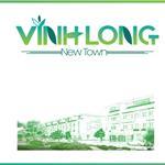Bán đất nền thổ cư 100% ở đô thị mặt tiền đường rộng 30m trung tâm phường 5, thành phố Vĩnh Long