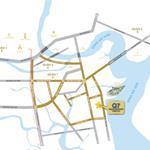 CĂN HỘ Q7 Saigon Riverside MT Đào Trí view sông Sài Gòn với 1,55tỷ/căn 2PN