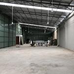 Chính chủ cho thuê 400m2 kho xưởng đường 7m tại An Phú Dông 09 P An Phú Đông Q12