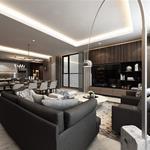 Cần bán căn Penhouse 4S Riverside Garden Thủ Đức 260 m2, nội thất đầy đủ tiêu chuẩn 5* giá 6.973 tỷ