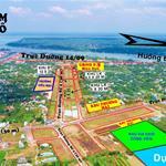 Đất sổ đỏ xây dựng tự do, trung tâm TP Vĩnh Long, giá chỉ 13tr/m2 mặt tiền đường 30 m