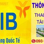 Ngân hàng VIB HT thanh lý 39 nền đất và 8 lô góc Aeon Bình Tân TP. HCM, có sổ hồng công chứng ngay