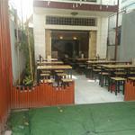 Sang nhà nguyên căn 125m2 kinh doanh quán ăn Mặt tiền Nguyễn Hữu Cầu Hóc Môn