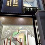 Nhà ngang 4,2m Mặt Tiền Đường Nguyễn Duy, P9, Q8, 1 trệt 1 lầu 2 phòng ngủ, Sổ Hồng Riêng