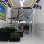 Bán nhà Quang Trung Gò Vấp Giá 3.47 tỷ đúc 1 tấm, nội thất cao cấp!
