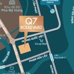 Q7 BOULEVARD VỊ TRÍ ĐẮT GIÁ TẠI TÂM ĐIỂM QUẬN 7 LH 0369269539