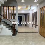 4.Nhà 2 mặt tiền hẻm Gò Vấp mới xây đẹp lung linh Giá bán 5.5 tỷ!