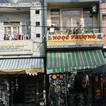 Bán nhà mặt phố Quận 10 đường Trường Sơn , cư xá Bắc Hải giá tốt (GH)