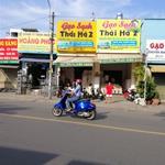 Bán nhà mặt tiền đường Nguyễn Oanh, quận Gò Vấp, khu kinh doanh sầm uất