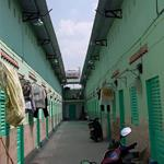 Bán dãy trọ đối diện KCN Lê Minh Xuân, 20 phòng trọ đang thuê kín, thu nhập 30tr/th, 300m2
