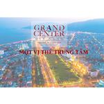 GRAND CENTER QUY NHƠN TRUNG TÂM PHỐ BIỂN