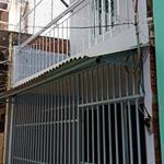 Nhà nguyên căn 1 lầu 4x9 hẻm 3m tại Hẻm 21 Đường 14 P Bình Hưng Hòa A BTân giá 6tr/t