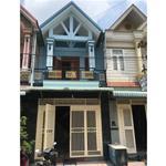 nhà 1 trệt 1 lầu 112,7m2 ngang 5,5m Mặt Tiền đường Nguyễn Thị Kiểu, Quận 12. Sổ Hồng Riêng