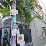 Cho thuê nhà nguyên căn, 2 mặt tiền hẻm, 48m2; 229/64/46 Tây Thạnh, Tân Phú