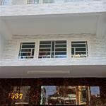 Cho thuê nhà mới 1 lầu 3,5x13 mặt tiền 1537 Đường 3/2 P16 Q11 ngay chân Cầu vượt 3/2