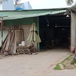 Cho thuê 450m2 kho xưởng có điện 3pha mặt tiền Hưng Long - Qui Đức xã Hưng Long Bình Chánh