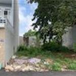 Bán nhanh lô đất 115m2 Thổ cư 100% Võ Văn Vân, Bình Chánh, giá 1.15tỷ,sổ hồng riêng