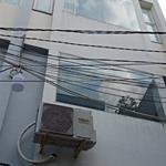 Cho thuê nhà mới nguyên căn 3,5 tấm hẻm 4m tại 154/61 Âu Dương Lân P3 Q8 giá 13tr/tháng