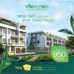 """Dự án khu dân cư """" HOT"""" nhất ngay trung tâm Tp Vĩnh Long mở bán những nền cuối"""