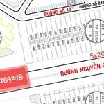 MT đường Nguyễn Quý Đức. ĐTM An Phú An Khánh, MT Đường 32m. DT 5x20m, giá 175tr/m2