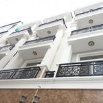 Bán nhà hẻm 66 Bùi Đình Túy, phường 12 ngay cầu Bùi Đình Túy, hẻm xe hơi, nhà 3 lầu đã hoàn công