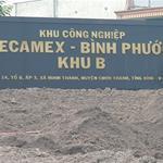 Đất nền tái định cư dự án khu công nghiệp Becamex Chơn Thành, Bình Phước