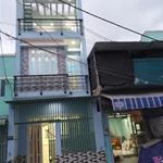 Cho thuê nhà mói nguyên căn 4x11 1 lầu hẻm 4m có 3pn tại Thạnh Lộc 26 Q12 giá 7tr/th