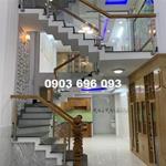 Bán nhà Gò Vấp hẻm xe hơi 6m, hướng Bắc,nhà mới siêu đẹp Giá 6.35 tỷ.