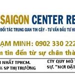 BÁN villa Saroma khu đô thị Sala - Đại Quang Minh Thủ Thiêm Dt : 15x22 ( 321 m2) .