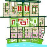 Nền góc hai mặt tiền, đối diện trung tâm thương mại, dự án Huy Hoàng - (9x20m) sổ đỏ, giá 130tr/m2