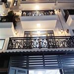 Bán nhà đẹp 3 lầu, hẻm 6m, Lý Thường Kiệt, 4*15m, nở hậu: 4.5m, giá 8.5 tỷ.(GP)