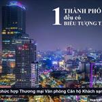 Bán căn hộ cao cấp ngay trung tâm thành phố biển Quy Nhơn, chỉ 39triệu/m2 căn 1 phòng ngủ