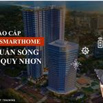 Cần bán căn hộ cao cấp ngay số 1 Nguyễn Tất Thành, giá siêu tốt chỉ 39tr/m2 căn 1 phòng ngủ