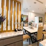 Căn hộ Vinhomes Golden River cần cho thuê 121m2, 3PN, thiết kế hiện đại đẳng cấp.