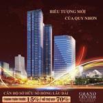 Căn hộ cao cấp ngay số 1 Nguyễn Tất Thành, TP Quy Nhơn, giá chỉ 37tr/m2, view và vị trí siêu đẹp