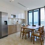 Cho thuê căn hộ 3PN, 92m2 tại Vinhomes Golden River full nội thất