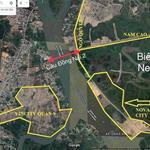 Đất nền sổ đỏ sở hữu lâu dài Biên Hòa New City TT trả trước 50% LH 0909390699.../