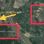 Cần bán đất nền sổ đỏ ngay tại sân gold Long Thành, Đồng Nai giá 24tr/m2