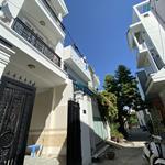 Bán nhà 2 lầu xây mới 5x16m, 80m2 sổ hồng riêng, hẻm ô tô tại đường số 10 Coop Mart Bình Triệu!