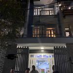 Bán căn nhà 1 trệt 3 lầu, đường số 55B, diện tích 80m2, giá 7 tỷ, sổ hồng riêng chính chủ