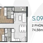 Thanh toán chỉ 360 triệu/ 6 tháng-  căn hộ biển Vũng Tàu Pearl - nội thất cao cấp - hồ bơi skyview