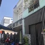 Cho thuê nhà nguyên căn 1 lầu hẻm xe hơi tại Đường 1A Xã Vĩnh Lộc B Q Bình Chánh giá 4,5tr