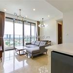 Cho thuê căn hộ tại The Nassim tầng thấp tòa B 2PN,84m2 view sông đầy đủ nội thất