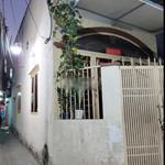 Chính chủ Cho thuê nhà nguyên căn 58m2 3pn tại 334/14 Gia Phú P3 Q6 giá 6tr/tháng