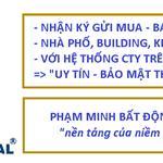 ĐỊNH CƯ Bán nhà MT Nam Quốc Cang với Nguyễn Trãi Quận 1. 8,3x23m, 5Lầu