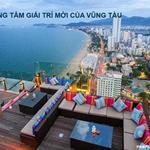 căn hộ du lịch giá chỉ 40tr/m2 căn 2phòng ngủ, view và vị trí đẹp ngay bãi sau Vũng Tàu